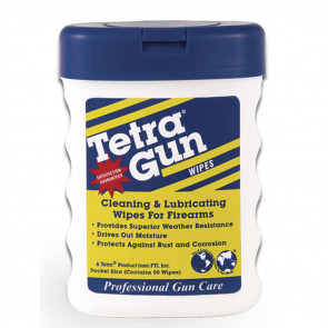 TETRA® GUN LUBRICATING WIPES