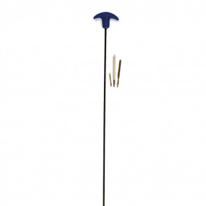 ONE PIECE CLEANING ROD - 33 INCH - .22-.45 CALIBER
