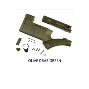 BLEMISHED FRS-15 GEN III ENHANCED STOCK KIT - OLIVE DRAB GREEN