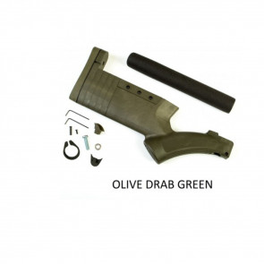 BLEMISHED FRS-15 GEN III RIFLE A2 STOCK KIT - OLIVE DRAB GREEN