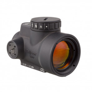 TRIJICON MRO - 2.0 MOA ADJUSTABLE GREEN DOT - WITHOUT MOUNT