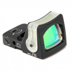 RMR DUAL ILLUMINATED SIGHT - 12.9 MOA AMBER DOT