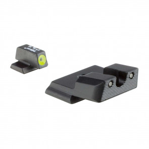 S&W M&P SHIELD™ HD NIGHT SIGHT SET – YELLOW