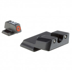 S&W M&P SHIELD HD NIGHT SIGHT SET – ORANGE