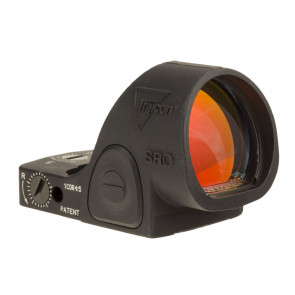 SRO™ SIGHT ADJUSTABLE LED 2.5 MOA RED DOT