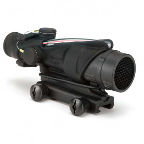 ACOG 4X32 SCOPE WITH BAC USMC RIFLE COMBAT OPTIC (RCO) FOR THE M4 AND M4A1 (14.5 BARREL) RIFLESCOPE