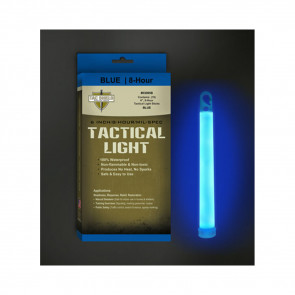 TACTICAL LIGHT STICK  - BLUE