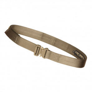 "TACTICAL 1.75"" GUN BELT - COYOTE, LARGE 38"" - 42"""