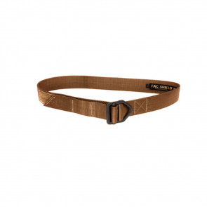 TACTICAL RIGGER BELT COYOTE SMALL