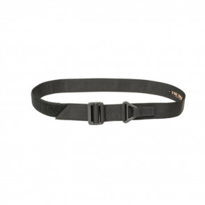 MILITARY RIGGERS BELT - BLACK - LARGE