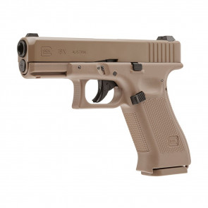 GLOCK 19X GEN 5 AIR PISTOL .177 CALIBER BB