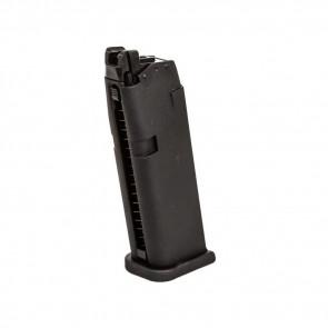 GLOCK G17 GEN 4 GBB 6MM MAGAZINE - BLACK - 20 ROUND