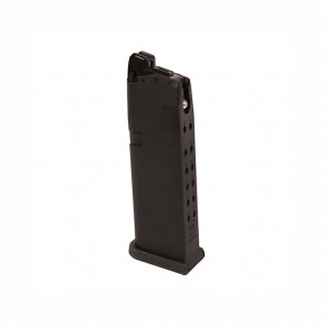 GLOCK 19 GEN III 6MM MAGAZINE - BLACK - 19 ROUND