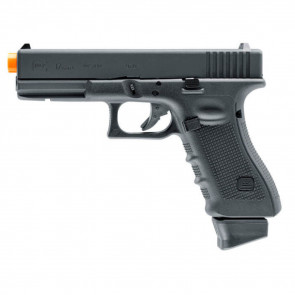 GLOCK 17 GEN 4 CO2 AIRSOFT PISTOL - BLACK