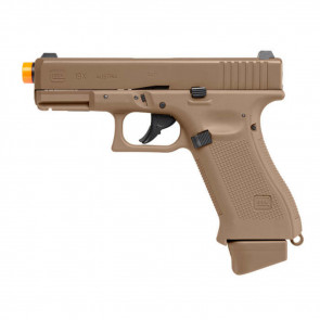 GLOCK 19X GEN 5 CO2 PISTOL 6MM BB - COYOTE