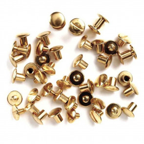 CHICAGO SCREWS - BRASS