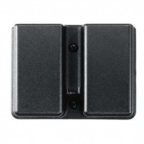 KYDEX DOUBLE MAG CASE - SINGLE ROW BELT MODEL