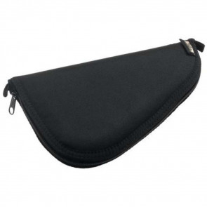 "MEDIUM PISTOL RUG CASE - BLACK, 11"" X 7"""