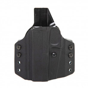 CCW BOLTARON HOLSTER - 1911 4-5IN, BLACK, LEFT HANDED