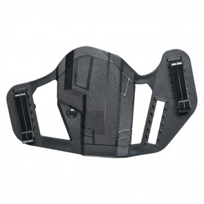UNCLE MIKE'S APPARITION BELT HOLSTER - S&W MP SHIELD 9/40/45 - AMBIDEXTROUS - BLACK