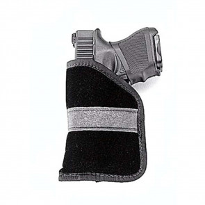 INSIDE-THE-POCKET HOLSTER - BLACK - AMBIDEXTROUS - SIZE 4