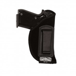 INSIDE-THE-PANT HOLSTER - BLACK - RIGHT - SIZE 10