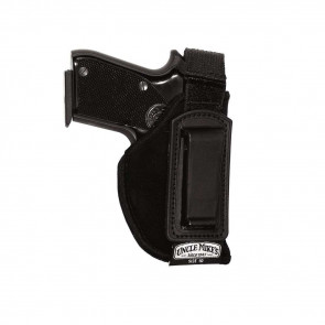INSIDE-THE-PANT HOLSTER - BLACK - RIGHT - SIZE 15