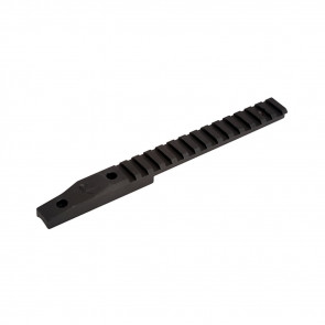 BARGAIN BIN BLACK BARREL MOUNT FOR THE RUGER 10/22 22 LR