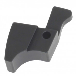 BLACK EXTENDED MAGAZINE RELEASE FOR RUGER 10/22 AND 10/22 MAGNUM 22 LR
