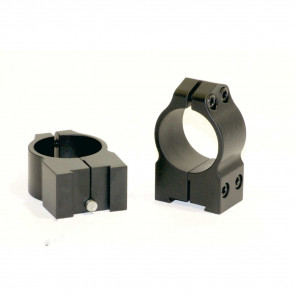 TIKKA FIXED RINGS - MATTE, MEDIUM, 1""