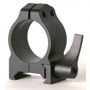QUICK DETACH RINGS - MATTE, LOW, 1""
