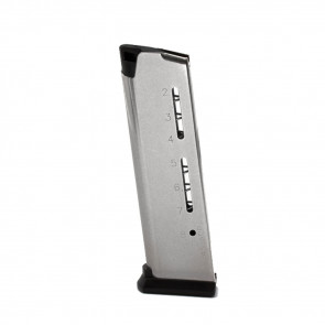 1911 ELITE TACTICAL MAGAZINE - .45 ACP - FULL-SIZE - 8 ROUND - ETM BASE PAD