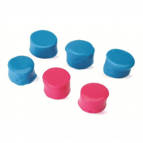 SILICONE PUTTY EAR PLUGS