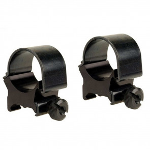 DETACHABLE TOP MOUNT RINGS - GLOSS, HIGH, 1""