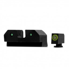 RAM NIGHT SIGHTS GREEN - GLOCK 20,21,29,30,30S,37,41
