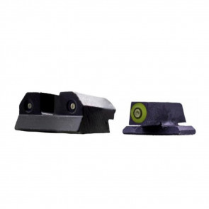 RAM NIGHT SIGHTS GREEN - SIG P320, P365, P225, P226, P229, SPRINGFIELD XD, XDM & XDS, FN 509